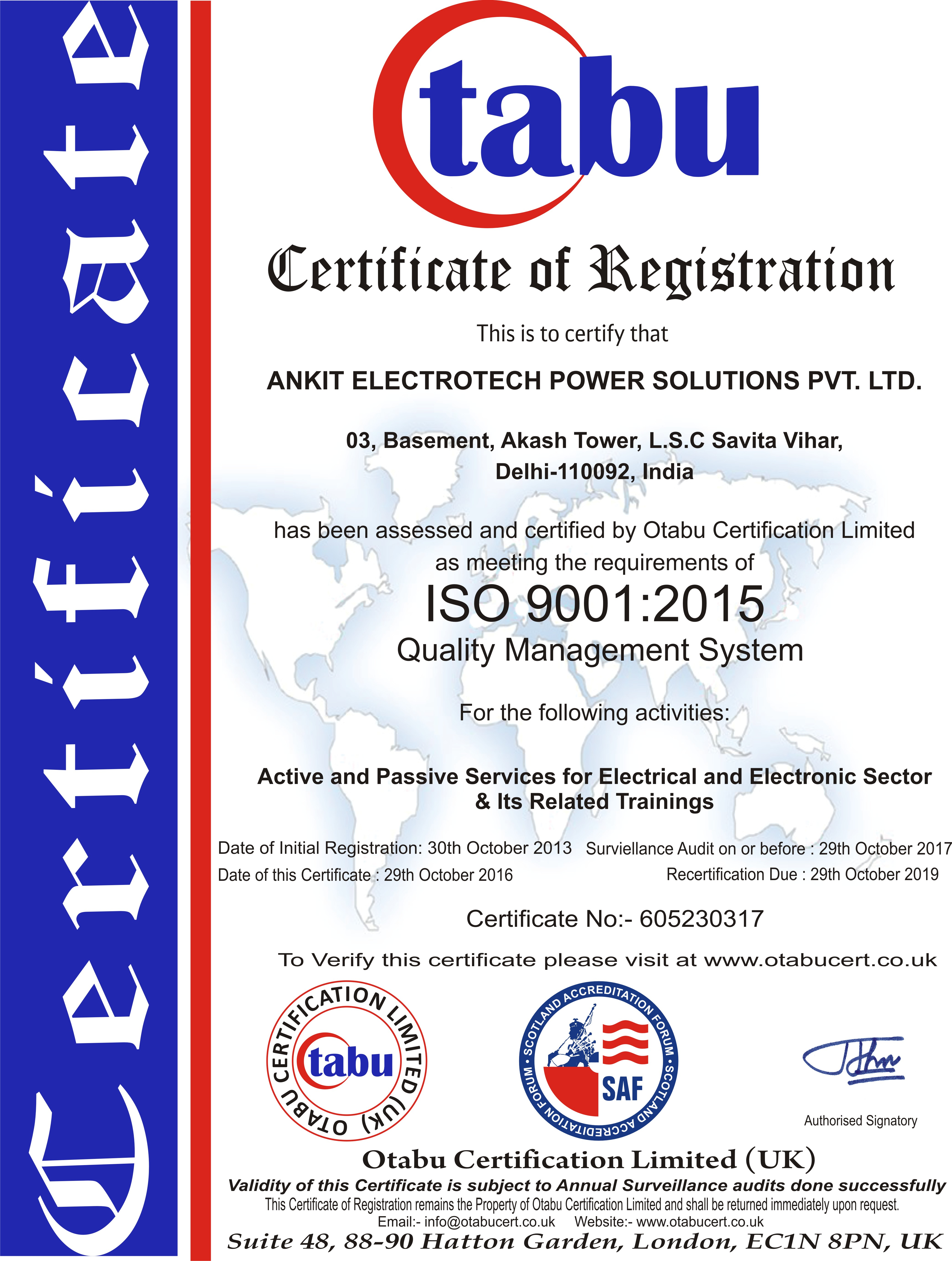 WELCOME TO ANKIT ELECTROTECH